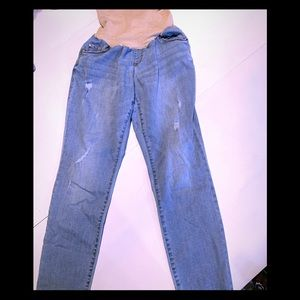 Light denim jeans by Jessica Simpson